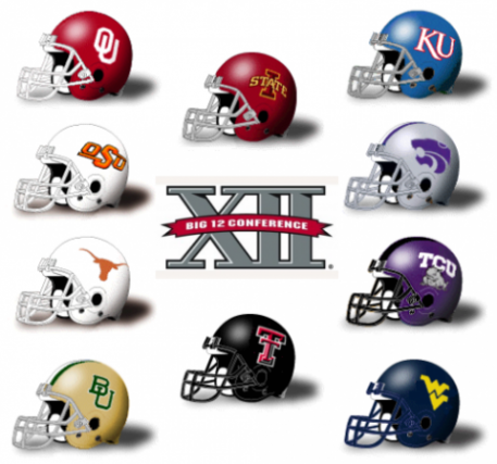 Big 12 Football Wallpaper