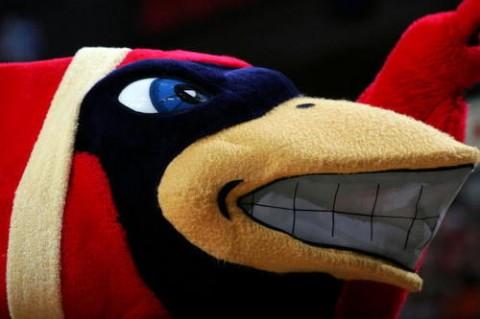 Iowa State Football Mascot