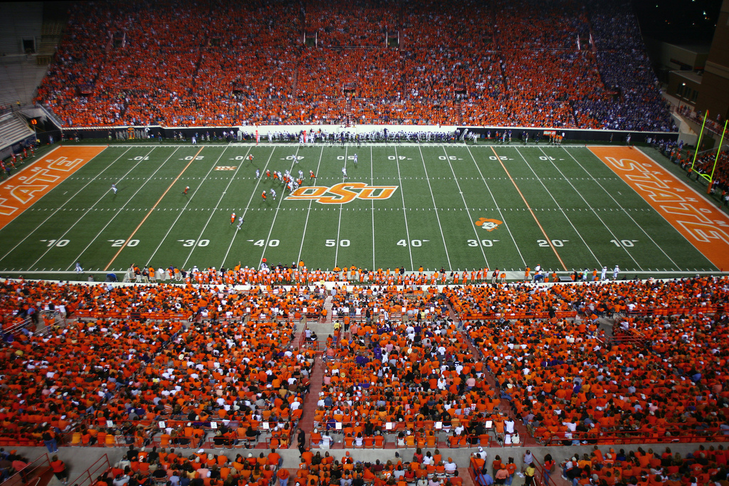 12 Groups That Make Oklahoma State University Football ...
