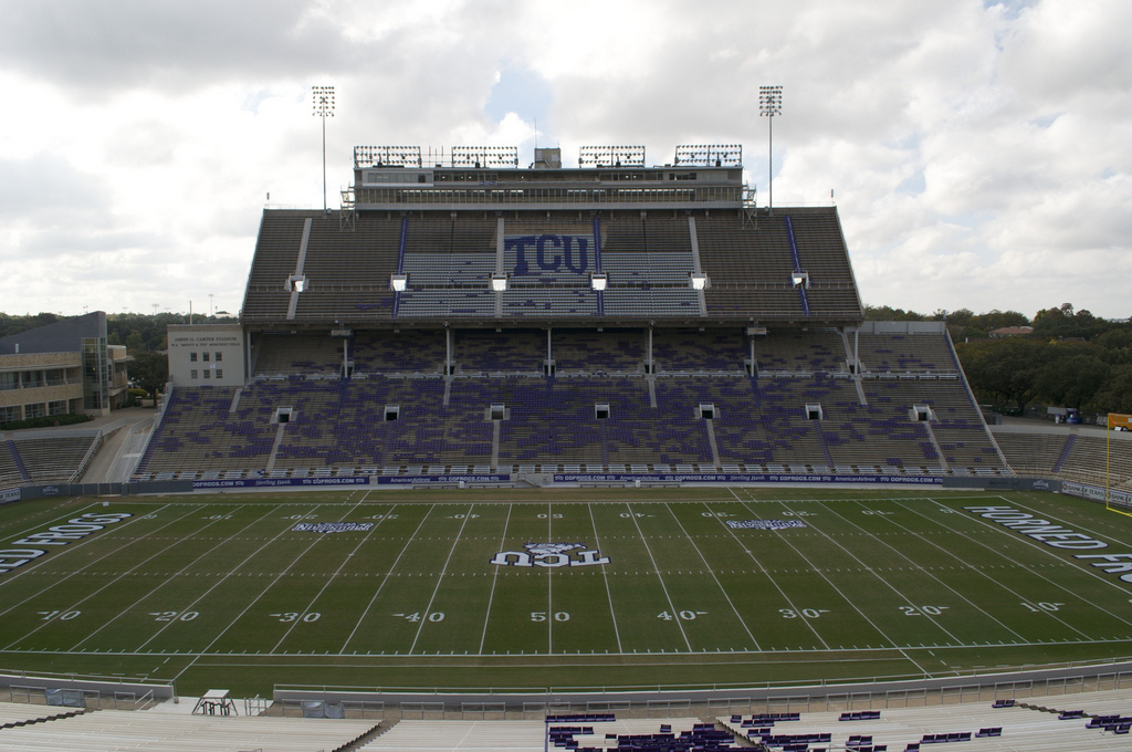 TCU Football Stadium
