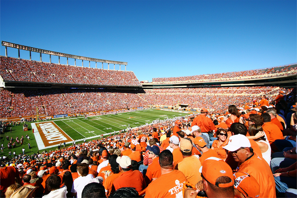 Texas Football Stadium