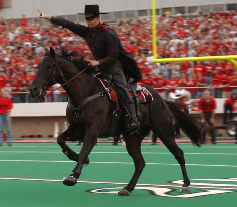 Texas Tech Football Mascot