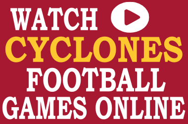 Watch Iowa State Football Online
