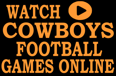 Watch Oklahoma State Football Games Online