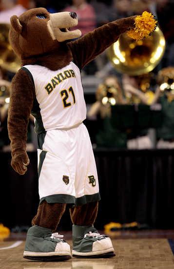 Baylor Football Mascot