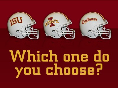 Iowa State Football Helmet Wallpaper