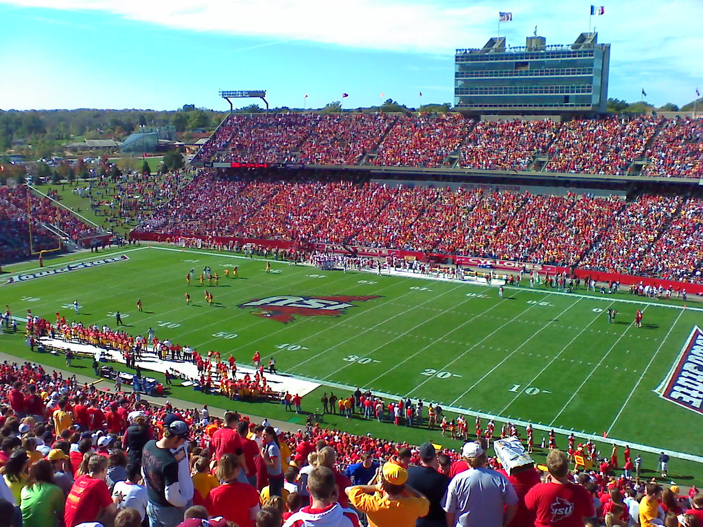 Iowa State Football Stadium