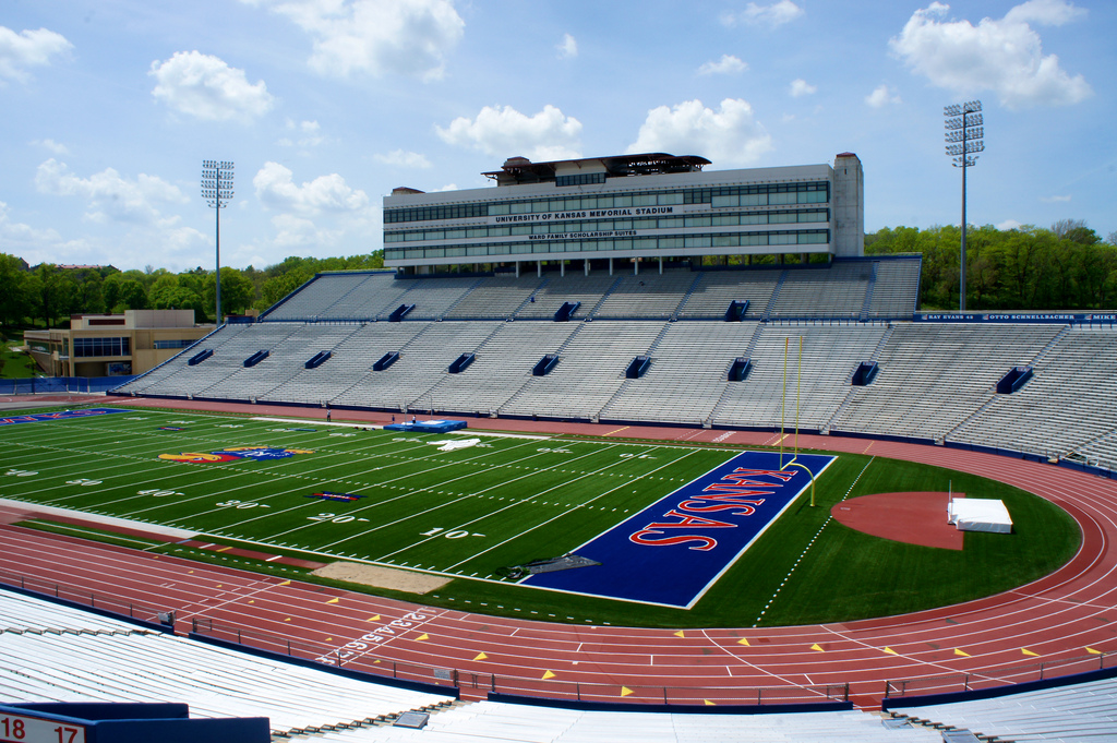 Kansas Football Stadium