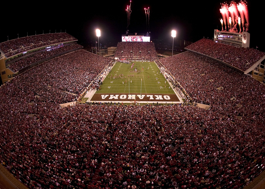 Oklahoma Football Stadium