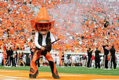 Oklahoma State Mascot
