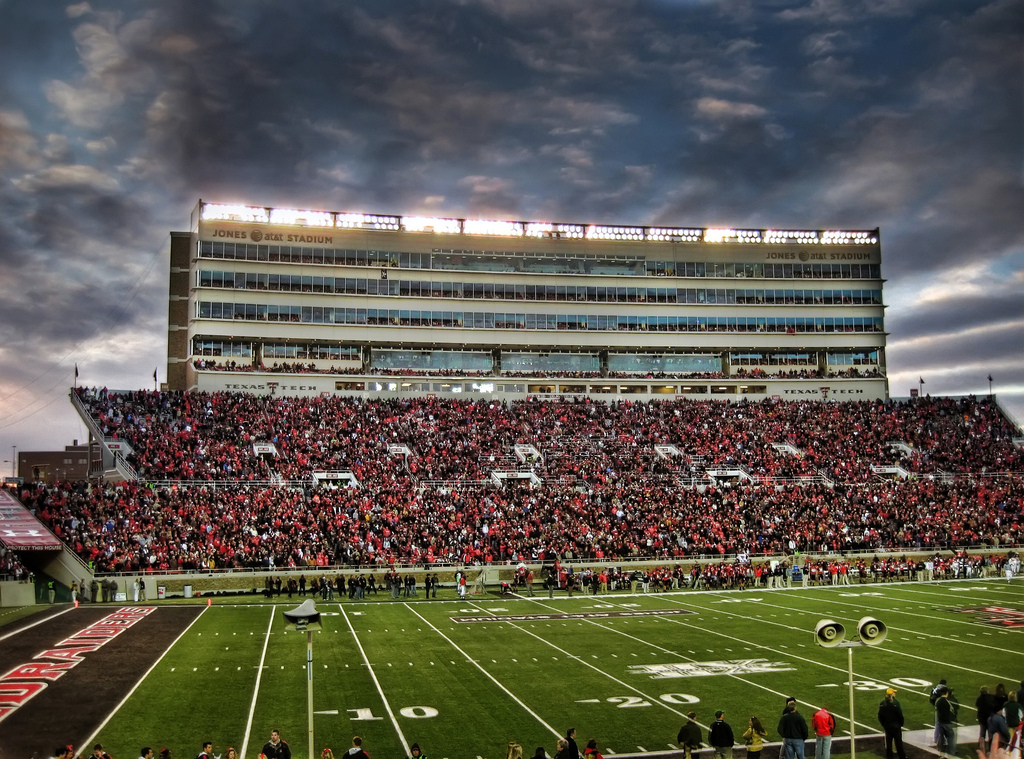 Texas Tech Football Stadium