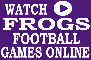 Watch TCU Football Online